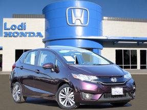 2017 Honda Fit EX-L CVT
