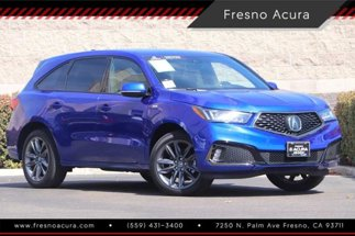 2019 Acura MDX SH-AWD w/Technology/A-Spec Pkg