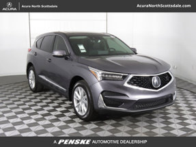 2020 Acura RDX COURTESY VEHICLE