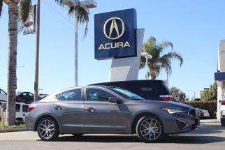 2020 Acura ILX w/Technology/A-Spec Pkg