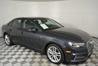 2017 Audi A4 Season of Audi Premium