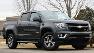 2016 Chevrolet Colorado 4WDZ71