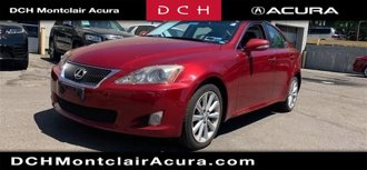 2009 Lexus IS 250 4dr Sport Sdn Auto AWD