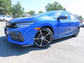 2020 Honda Civic Hatchback Sport Touring CVT