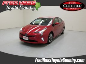 2017 Toyota Prius TRG