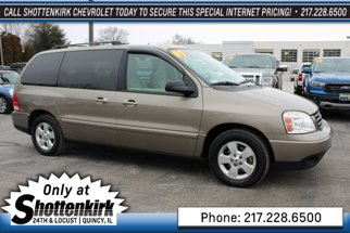 2006 Ford FreestarWagon SE