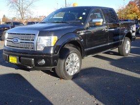 2010 Ford F-150 Platinum 5.4L V8 1/2 Ton Crew Cab Pickup