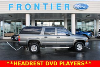 2000 Chevrolet Suburban 2500 LT 4WD
