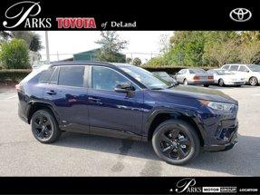 2020 Toyota RAV4 Hybrid XSE
