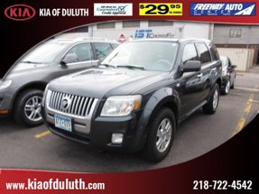 2008 Mercury Mariner Base