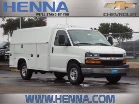2020 Chevrolet Express Commercial Cutaway Work Van