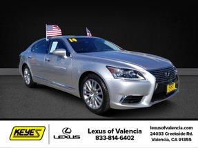 2014 Lexus LS w/Navigation L