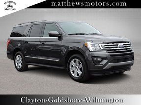 2019 Ford Expedition Max XLT 2WD w/ 3rd Row