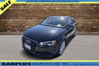 2015 Audi A3 2.0T Premium