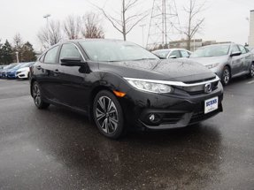 2017 Honda Civic Sedan EX-L CVT w/Navigation