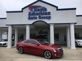 2017 Cadillac ATS Coupe Premium Luxury RWD
