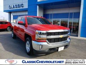 2018 Chevrolet Silverado1500 LT