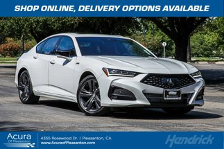 2021 Acura TLX SH-AWD w/A-Spec Package