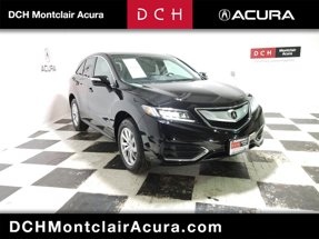 2017 Acura RDX with Technology Pkg