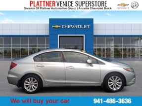 2012 Honda Civic Sedan EX