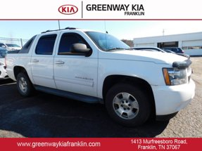 2012 Chevrolet Avalanche LS