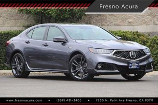 2019 Acura TLX 3.5L FWD w/A-Spec Pkg