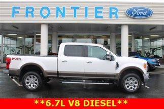 2017 Ford F-350 DIESEL King Ranch 4X4 Crew Cab Short Bed