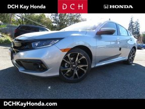 2020 Honda Civic Sedan Sport