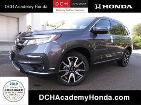2020 Honda Pilot Elite