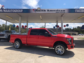 2016 Ford Super Duty F-250 SRW Lariat 4WD 156WB