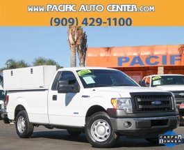 2013 Ford F-150 XLT w/HD Payload Pkg