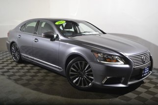 2013 Lexus LS 460 Ultra Luxury