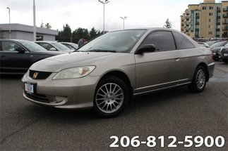 2005 Honda Civic Coupe LX Special Edition