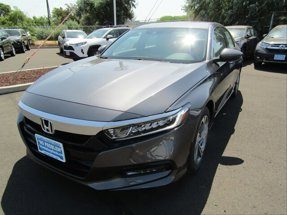 2019 Honda Accord Sedan EX-L 1.5T