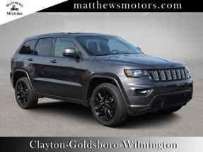 2018 Jeep Grand Cherokee Altitude 4WD w/ Nav & Sunroof