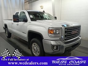 2015 GMC Sierra2500HD SLE