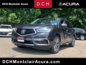 2019 Acura MDX with Technology Pkg
