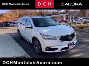 2017 Acura MDX with Advance Pkg