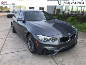 2016 BMW M3 EXECUTIVE PACKAGE