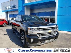 2018 Chevrolet Silverado1500 HighCountry