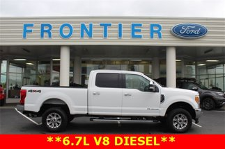 2017 Ford F-350 DIESEL XLT 4X4 Crew Cab Short Bed