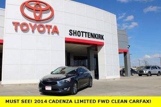 2014 KIA Cadenza Limited