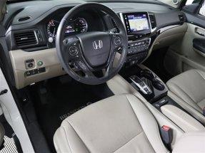 2016 Honda Pilot Navigation