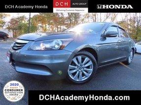 2012 Honda Accord Sedan EX