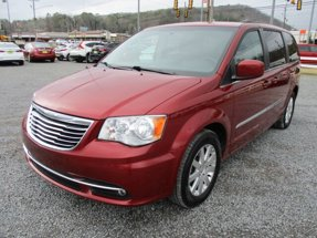 2014 Chrysler TownampCountry Touring