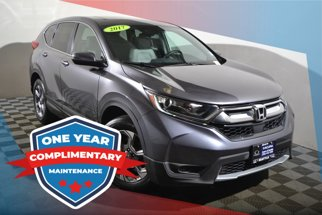 2017 Honda CR-V EX-L w/Navigation