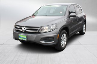 2012 Volkswagen Tiguan S AC CD ALLOYS