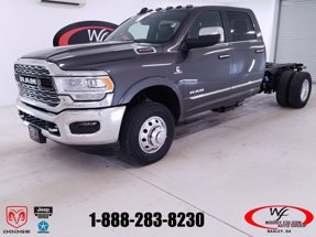 2019 Ram 3500 Chassis Cab Limited