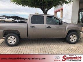 """2013 Chevrolet Silverado 1500 2WD Crew Cab 143.5"""" LT"""