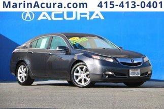 2012 Acura TL 4dr Sdn Auto 2WD Tech